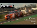 GT Sport Manufacturer's Series Test season 2 race 1