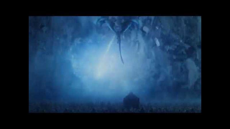 Белые ходоки разрушают стену   Падение стены   Финальная сцена 7 сезон 7 серия Игры Престолов