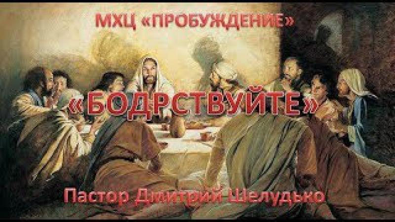 Дмитрий Шелудько - Бодрствуйте