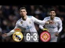 Real Madrid vs Girona 6-3 - All Goals & Extended Highlights - La Liga 18/03/2018 HD