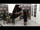 Zara McFarlane &amp Peter Edwards 'In Between Worlds' Jazz FM Live Session