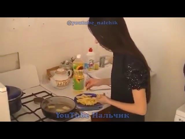 Как бомбиты Кабардино Балкарии готовят кушать