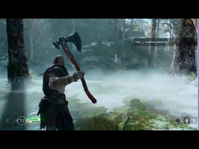 VAZOU 10 MINUTOS DE GAMEPLAY GOD OF WAR 4