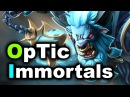 OPTIC vs IMMORTALS NA Grand FINAL DotaPIT Minor DOTA 2