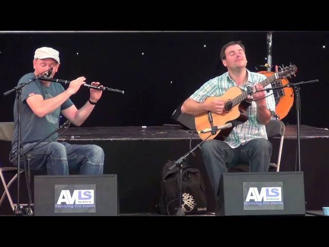 Tim Edey and Mike McGoldrick@Shepley Spring Festival 2012