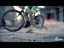 Фристайл на шоссейном велосипеде