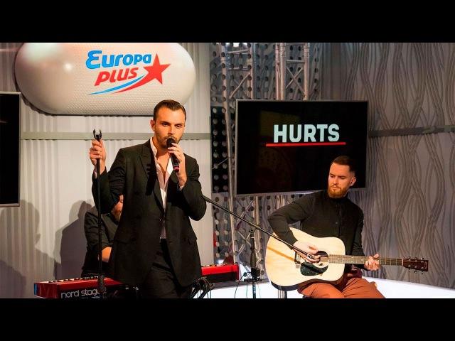 Hurts — Wonderful Life / Акустика