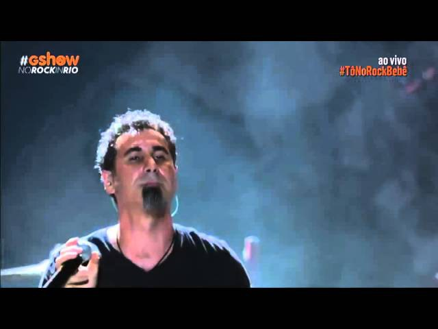 System Of A Down Rock In Rio 2015 Completo Full Show HD