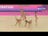 Чемпионат Европы 2017  Булавы - квалификация