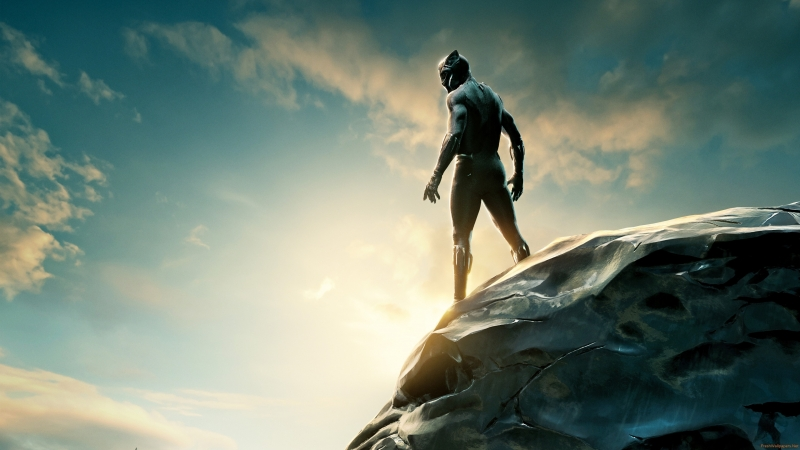 The Black Panther_ A Hero for Humanity