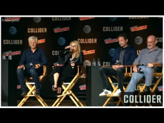 New York Comic Con - The X-Files Panel 2017 - Part 4