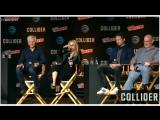 New York Comic Con - The X-Files Panel 2017 - Part 4