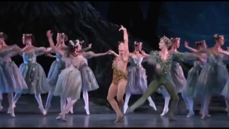 American Ballet Theatre - The Dream (Хореография Ф.Аштон)