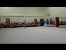 художественная гимнастика скакалка в красногвардейской школе