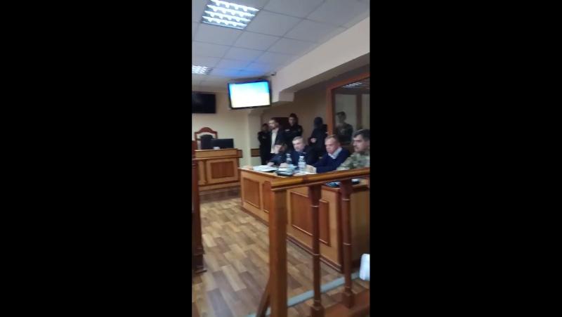 Слова батька загиблого в збитому Іл 76 десантника до генерала Назарова на апеляційному суді в Дніпрі
