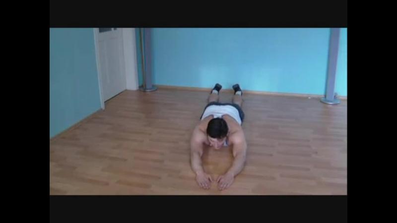 Комплекс упражнений для спины при сутулости