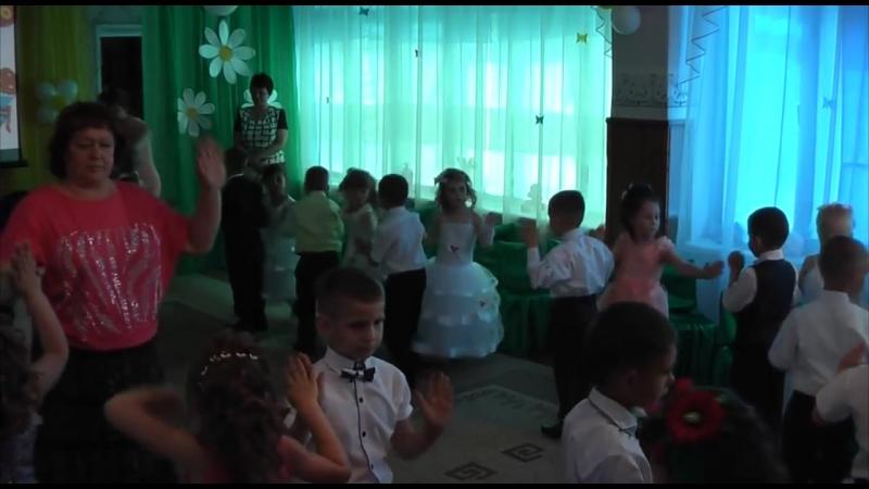 Вальс на Выпускном в детском саду