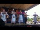 Праздник в деревне день Карельского п  перога.