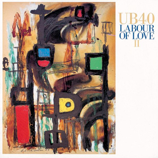 UB40 альбом Labour Of Love II