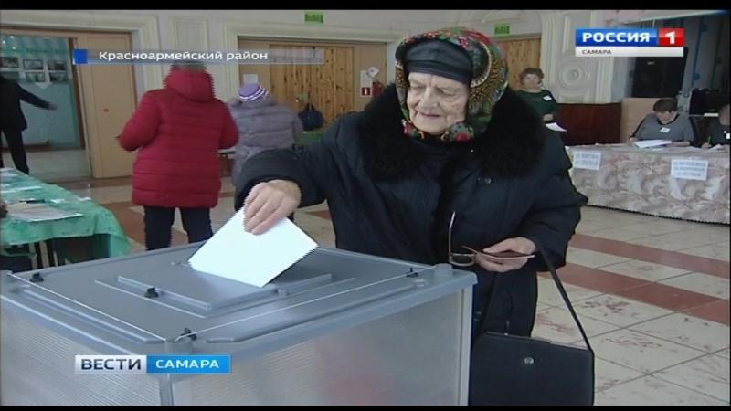Наибольшую активность проявили сельчане Самарской губернии