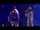 Евровидение 2017 - австралиец показывает задницу  Жопа на Евровидении  Eurovision 2017 - Australian shows a ass