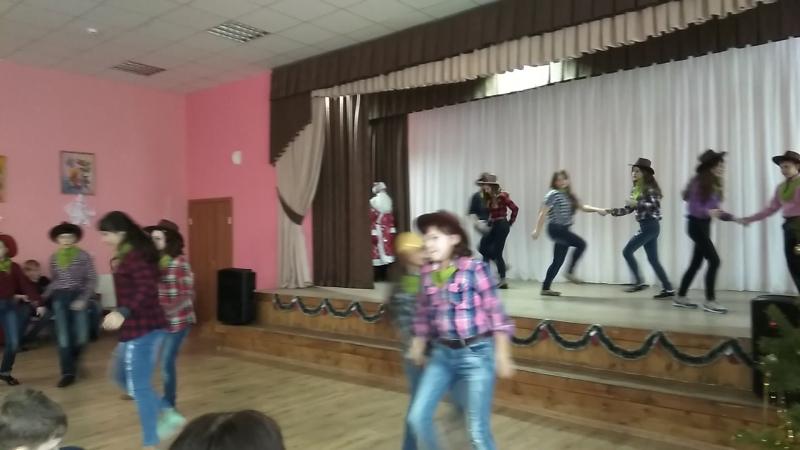ковбойский танец 12 2007