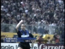 "Роберто Карлос - голы за ""Интер"" 1995-1996 год"