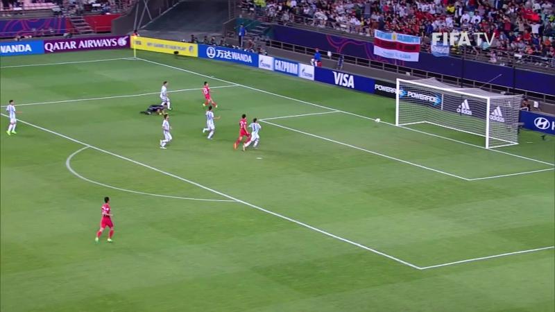 Корея - Аргентина | FIFA U-20 World Cup 2017 | Чемпионат Мира-2017 до 20 лет