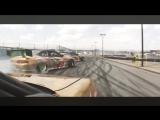 Drift Vine | Nissan Silvia s14 & Toyota Soarer DORIMINATI Crash at RACEISM 2017