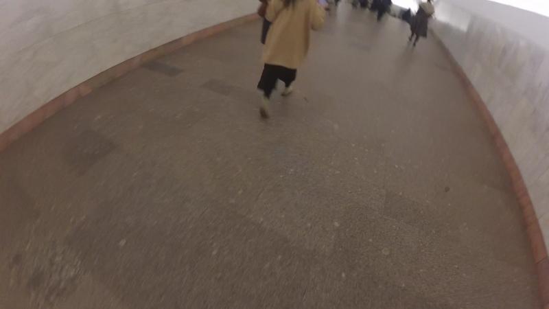 в метро старых васюков