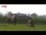 15-летняя девочка погибла на турнире по конному спорту.
