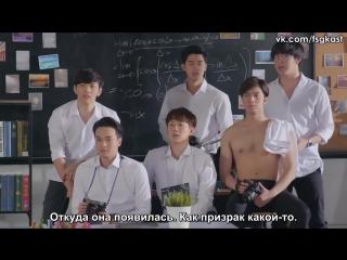 [FSG KAST] Secret Seven - 1 [рус.суб.]