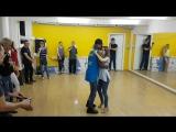 Salsa Social 13.06.2017, KIZOMBA 2 , Тьерри Деа и Оксана Костромина