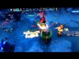 Solo Shadow Shaman triple ult 1.5 sec barak's life