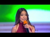 Гульнара на панике КВН Голосящий КиВиН 2017 Спарта Астана