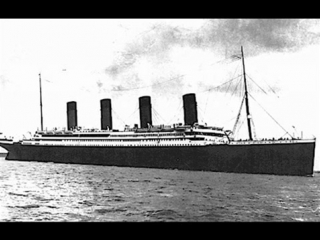 Real pictures of RMS Titanic