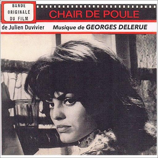 Georges Delerue альбом Chair de poule - EP