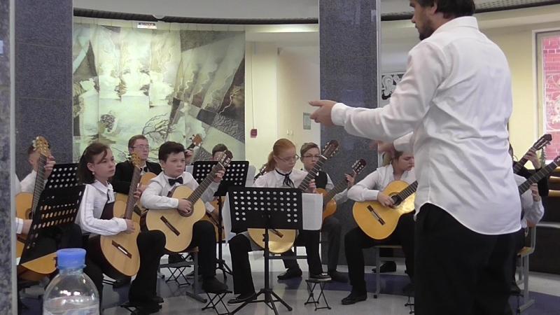 Концерт соль мажер 1 часть Вивальди