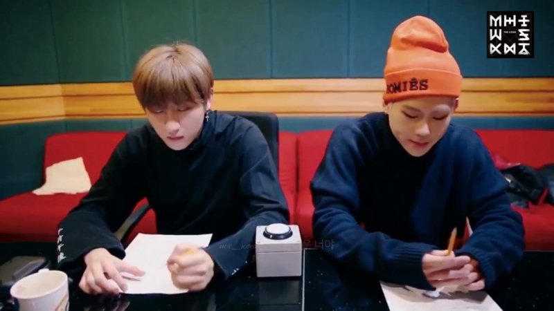 [VK][30.12.2017] Jooheon x IM BEHIND (Eng Sub)