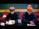 VK 30 12 2017 Jooheon x IM BEHIND Eng Sub