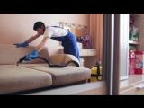 химчистка диванов в Ярославле и Рыбинске на дому