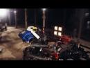Техноутро Полицейский ховербайк и битва роботов