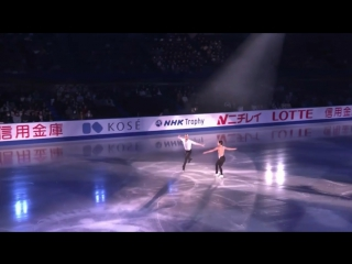 Ксения Столбова/ Фёдор Климов- показательное выступление