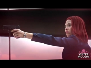 winter soldier ` scarlet witch ` black widow ` captain america [ vine ]