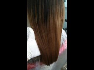 Прелестные волосы Мариночки!