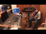 Запись гитары для композиции