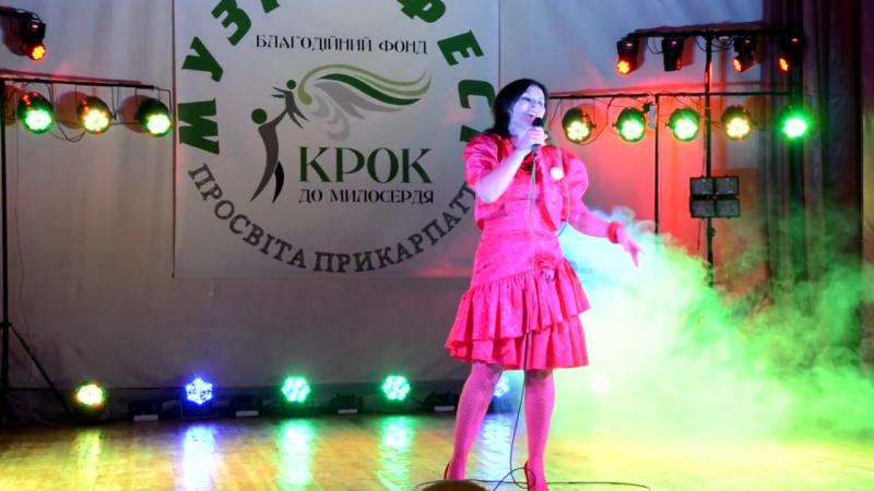 Світлана Суховій Заслужена артистка України Muzibafest 2017