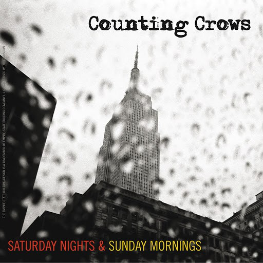 Counting Crows альбом Saturday Nights & Sunday Mornings