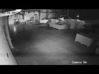 Случайное видео Плазмоидов, светящихся энергетических шаров
