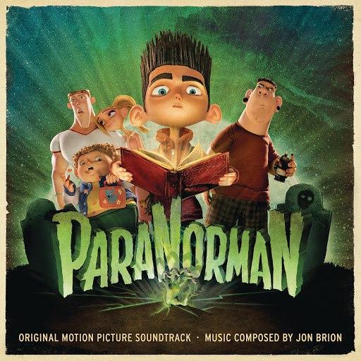 Jon Brion альбом ParaNorman